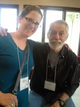 Me with Chris Crutcher!