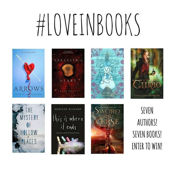 LoveInBooks