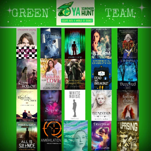 YASH GREEN TEAM SPRING 2016