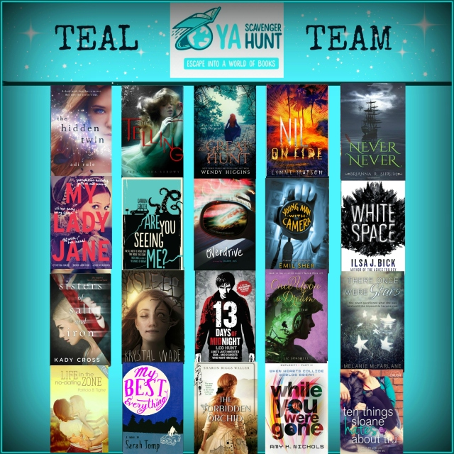 YASH TEAL TEAM SPRING 2016